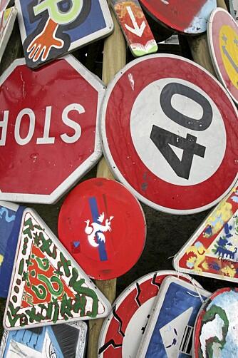 AMFETAMIN HJELPER: Sentralstimulerende midler kan hjelpe ADHD'ere med å takle sammensatte situasjoner i trafikken.