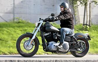 HARLEY-MANN: Prepple Houmb liker Harley.