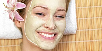 ANSIKTSMASKER: Vil du at huden skal stråle litt ekstra, skal du unne deg en ansiktsmaske.