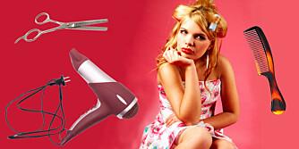 FORTVILET? Hva med en minikolorasjon og en pointklipp? Det Nye gir deg hårleksikonet, som gir svaret på alle dine hårspørsmål!