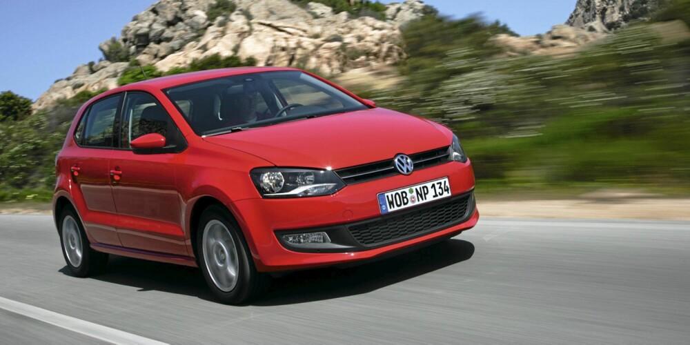 VW Polo vokser som bil jo mer du bruker den, slik det ofte er med kvalitetsprodukter.