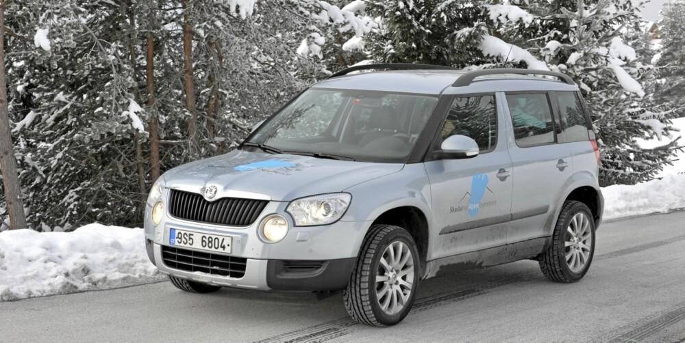 Med biler som Yeti bør store SUVer ansees som ut, mener Car.