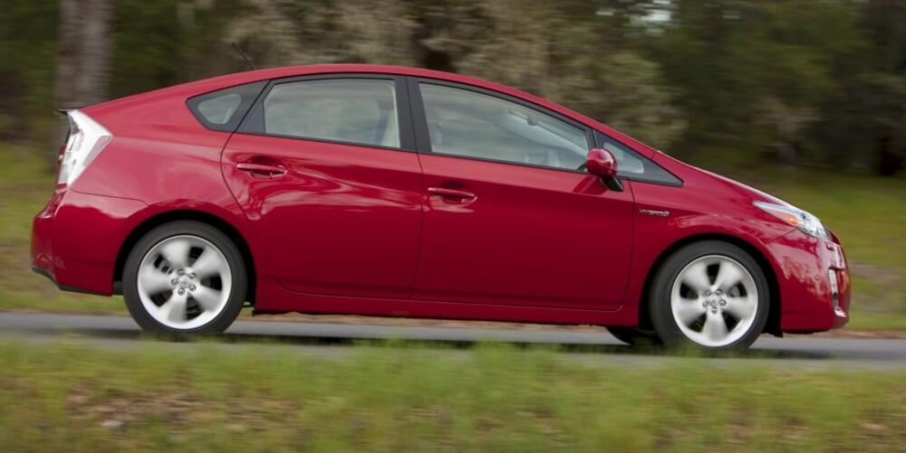 Tredje generasjon Prius har kvittet seg med forgjengernes svakheter.