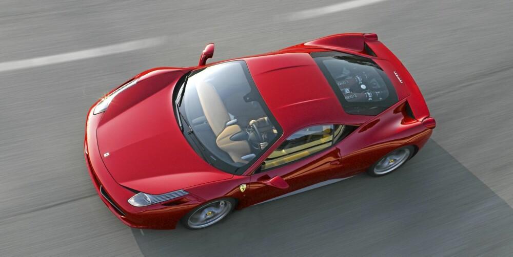 458 Italia - den perfekte Ferrari?