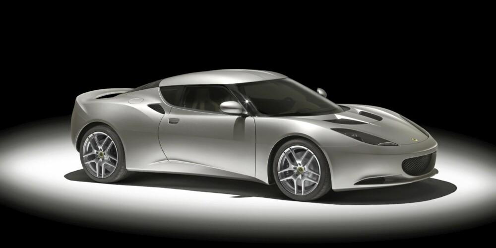 Lotus Evora - den mest magiske bilen i 2009? Eller er Car blindet av sjåvinisme?