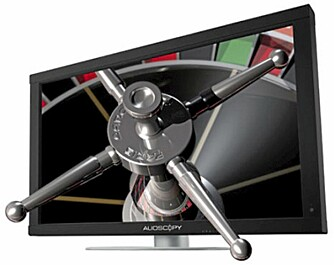TCL 3D-tv