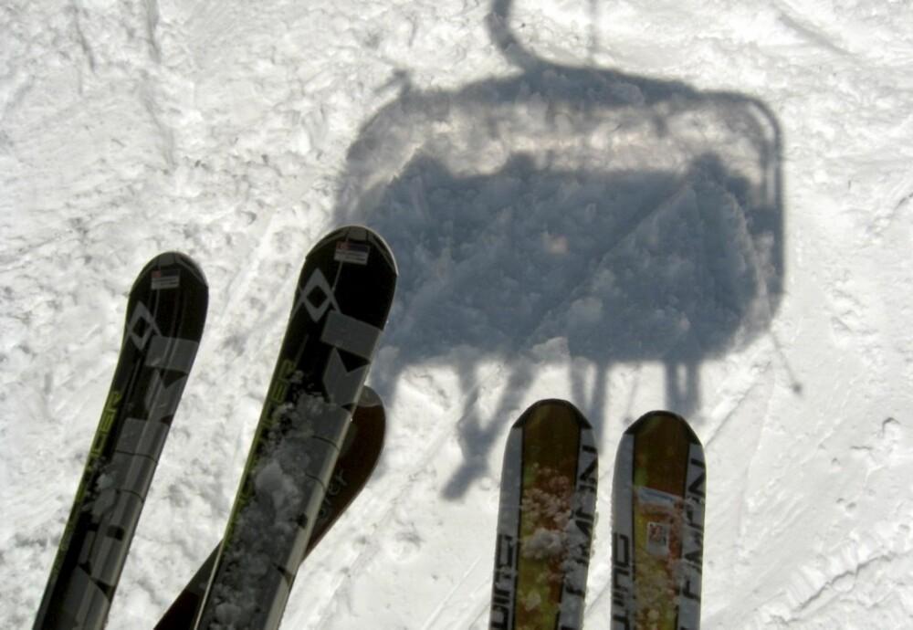 SKIHEIS: I St. Anton er det skibakker nok til å stå på ski en hel dag og ennå ikke rekke over alle bakkene. For ikke å snakke om offpiste-mulighetene..