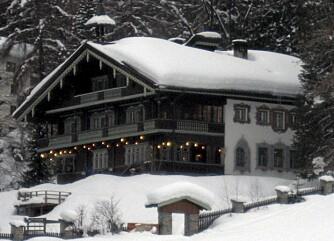 MUSEUM: Restaurant Museum er trolig det koseligste spisestedet i St. Anton.