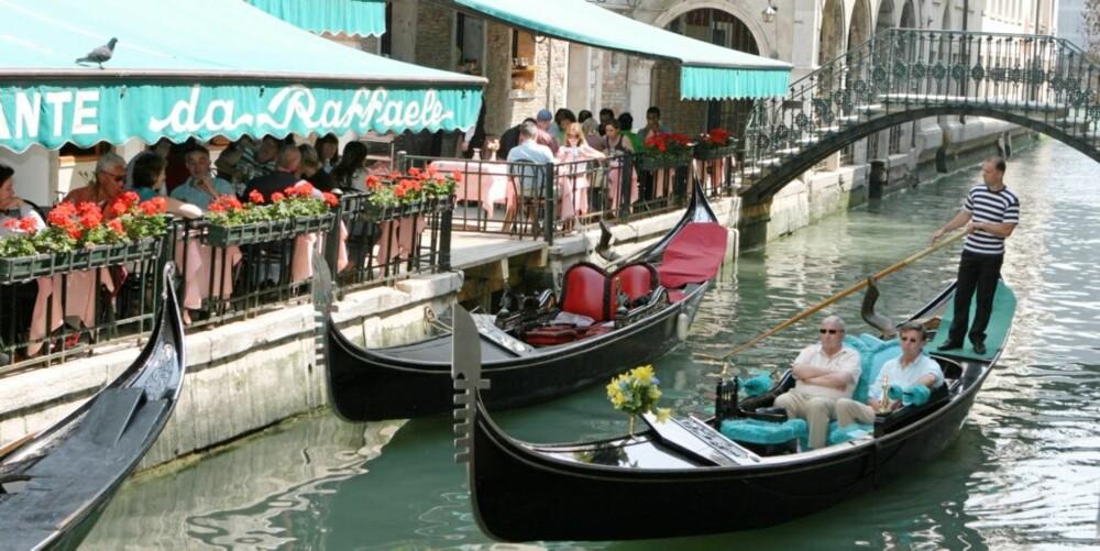 """VENEZIA: Vil Venezia bli til en """"kulisseby"""" med åpningstider og inngangspenger i fremtiden?"""
