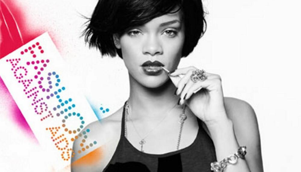H&M mot aids: Rihanna