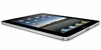 NY: iPad fra Apple.
