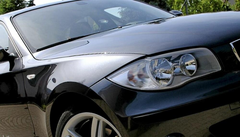 KNALLKJØP: En BMW som denne er blant bilene du får nå til under 200.000 kroner.