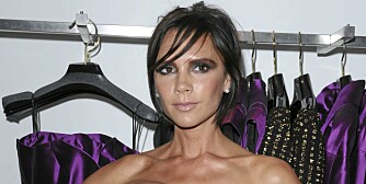 PERFEKSJONIST-POSH: Victoria Beckham gjør suksess som designer, men hun setter ikke akkurat komforten i høysetet.