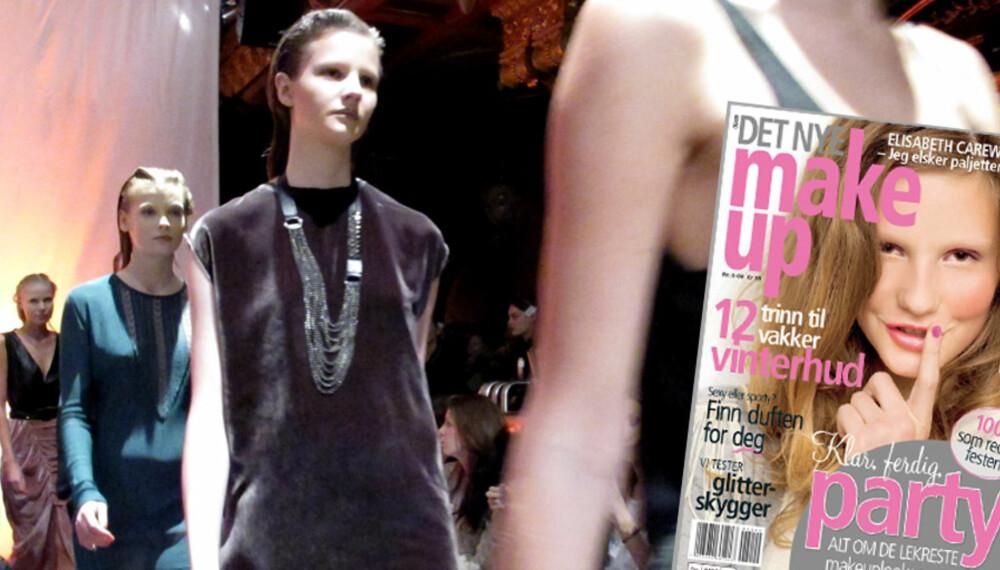92d0a2dc I STOCKHOLM: Helene Sørem på catwalken under Fashionweek by Berns. I fjor  var hun