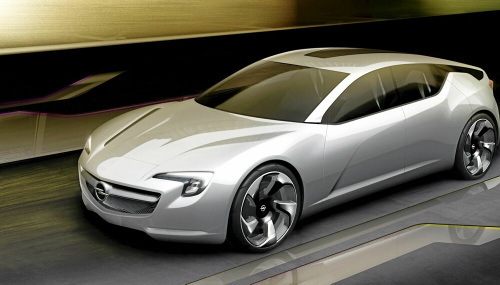 FLEXIBEL: Hvis aerodynamikk og det tekniske er godt nok kan selv en stor bil ha lavt utslipp (40 g. CO2/km).