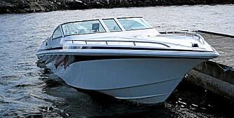 Fountain Fever med 820 hk er en av de virkelig raske båtene med lav prislapp.