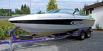 Baja er kjent for raske og fargerike båter, som denne 232-modellen.
