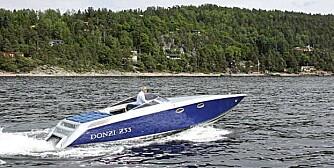 Donzi står for noen av de mest spesielle amerikanske muskelbåtene.