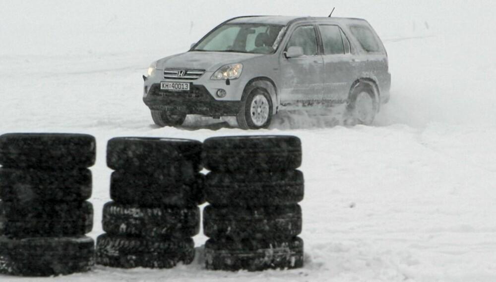 ETTER FORHOLDENE: Velg dekk etter hva slags underlag du kjører mest på.
