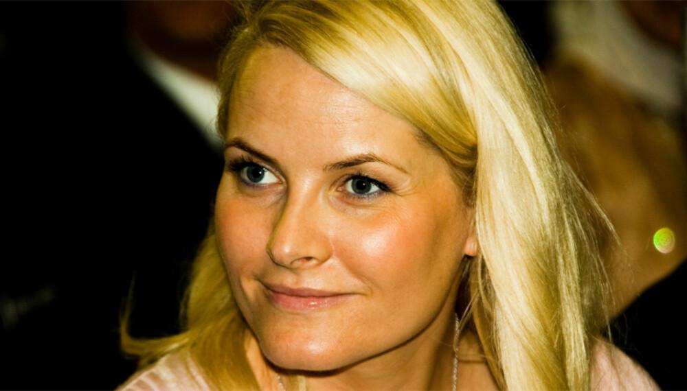 BLIR HJEMME: Kronprinsesse Mette-Marit kommer ikke tilå være med på turen til Qatar og Emiratene i april.