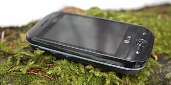BILLIG: LG GW620 blir en av de billigste touchtelefonene på markedet, men er den verdt prisen?
