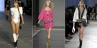 STJEL STILEN: Kopier vårkolleksjonen til Alexander Wang, Isabel Marant og Givenchy.