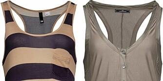 FOTSIDE KJOLER: Flytt inn i en lang kjole denne våren.
