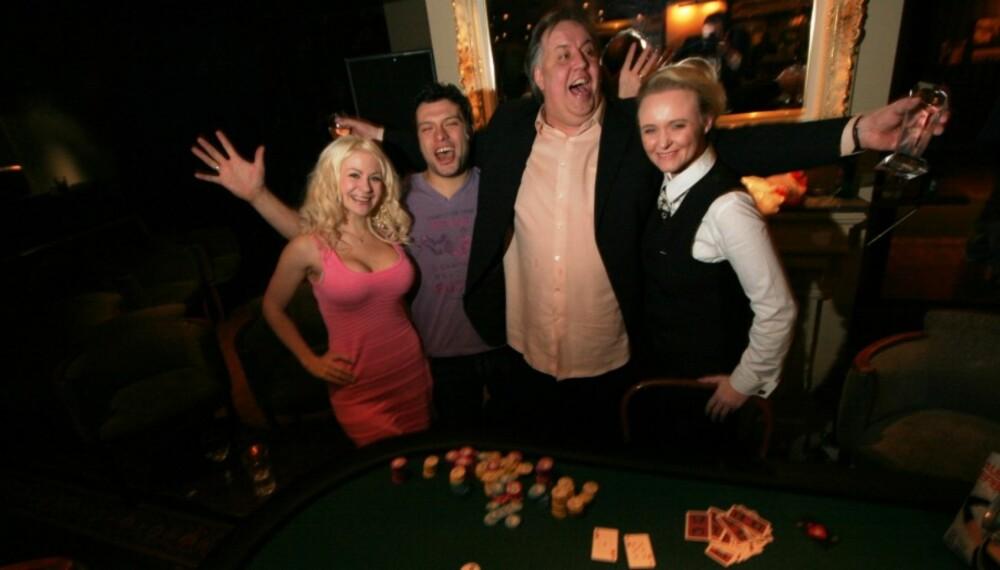 vi menn poker