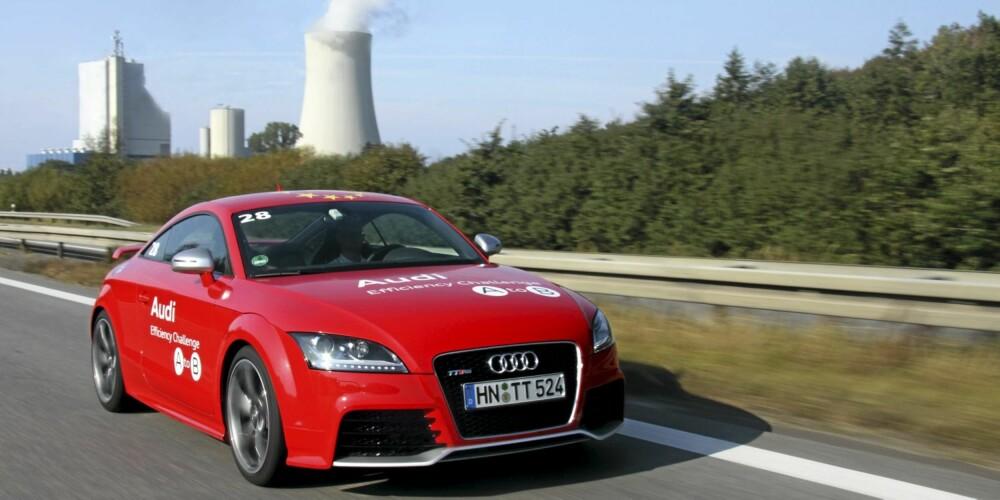 Audi Efficiency Challenge 09
