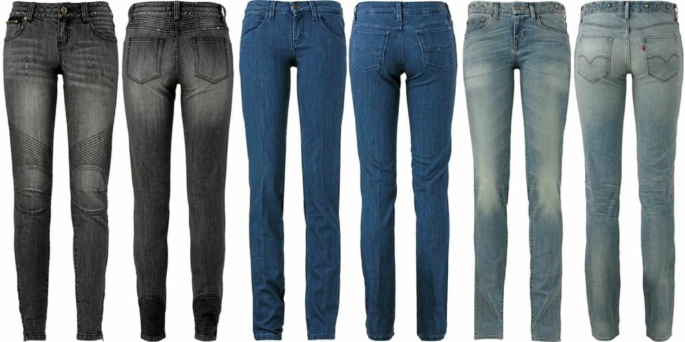 d39cfe80 Her er buksene som gir deg drømmerumpa - Det Nye