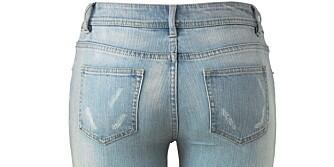 JEANSGUIDE: Finn perfekte bukser til fin kroppsfasong.