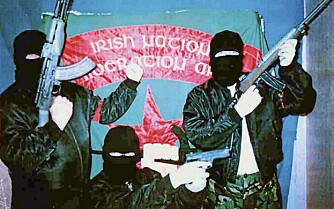 PARAMILITÆRE: Tommy kom i kontakt med og fikk sympati for isrske paramilitære.