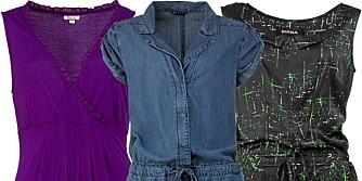 BUKSEDRESS: Bli moteriktig i en buksedress denne våren.
