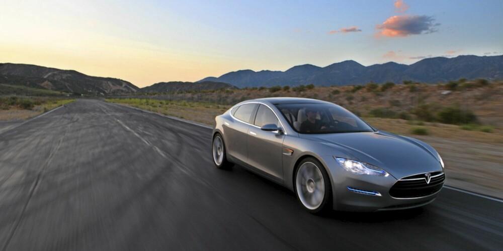 IKKE SPESIELT RIMELIG: Når bilen kommer i salg her i Norge i 2012, vil den sannsynligvis ha en prislapp på over 400.000 kroner.