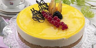 Nydelig kake - som du helt fint klarer å lage selv!