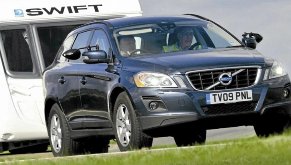 MEN NEI: Volvo XC60 vant riktignok sin klasse, men vant ikke den aller gjeveste prisen.