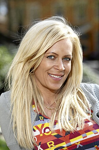 NY LIDENSKAP: Tidligere brukte ikke Monica sminke. Det ble annerledes etter at hun ble kjent med stylisten Doddy.