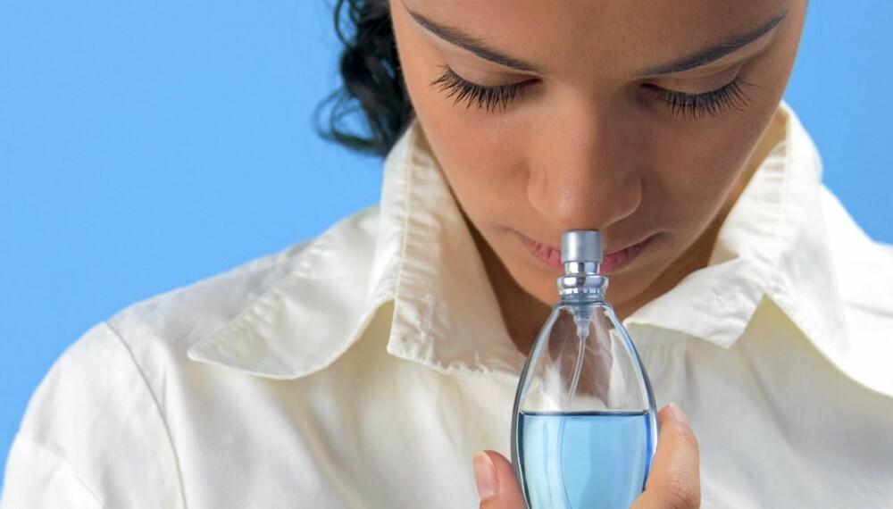 VIKTIG: Det er viktig å finn en duft du trives med. Det er en god investering.