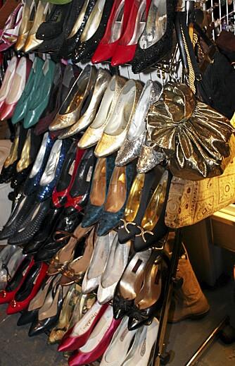 SKO: Kjøp brukte sko, så får du noe ikke alle andre har.