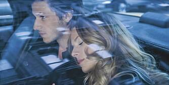 BLEU DE CHANEL: Klipp fra den reklamefilmen til den nye herreduften Bleu de Chanel.