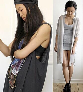 PERSONLIG STIL: Maria Nguyen ønsker ikke nødvendigvis å lese om de siste trendene, men lar seg heller inspirere av personlige stiler.