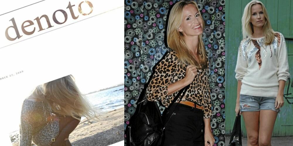 BILDER ER VIKTIG: Hilde Kristiansen leser ikke blogger som legger ut web cam bilder.