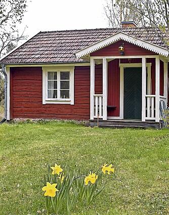 LANDLIG: Noen drømmer om et sommerhus i Sverige.