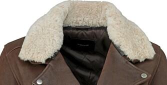 IT-JAKKE: Denne jakken er et av høstens hotteste plagg.