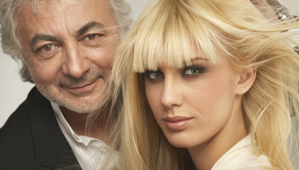 HÅRTIPS: Kjendisfrisør Franck Provost avslører sine beste hårtips.