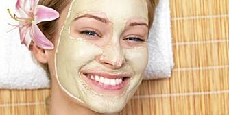 UNN DEG: Litt selvpleie, det er viktig for huden din.