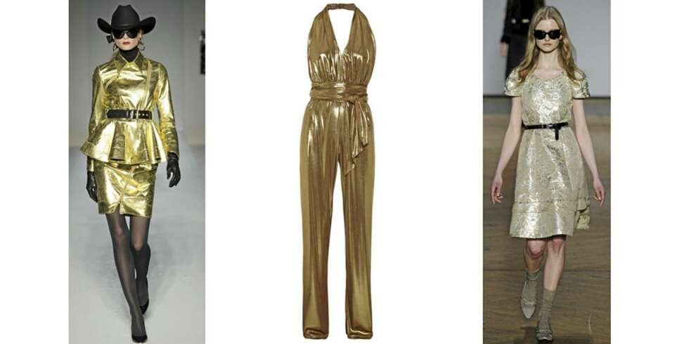 FRA VENSTRE: Moschino, Halston Heritage (Kr 3393), Marc by Marc Jacobs.
