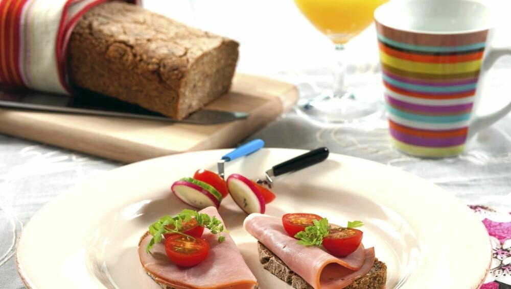 Mye handler om å bytte ut usunne ingredienser med sunnere varianter.