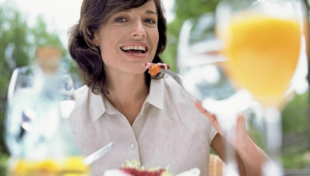 Følg ernæringsfysiologens råd på veien mot et slankere og sunnere liv.