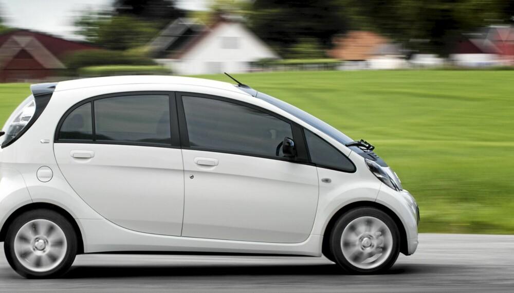 ORDENTLIG: Endelig kan man kjøpe en elbil der man slipper følelsen av å sitte i en legokloss med ekstra tynne vegger.
